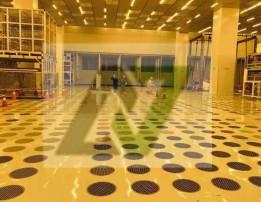 滁州惠科光电项目铝合金盖板唯一供应商案例